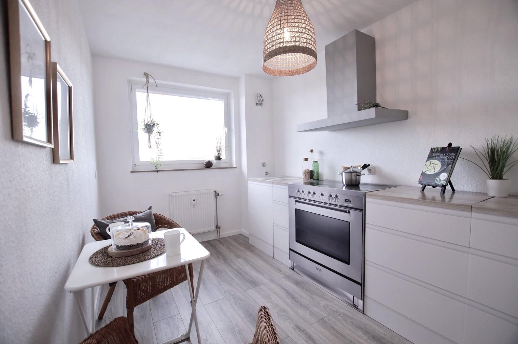 Pudda Homestaging mit Cubiqz basic Pappküche