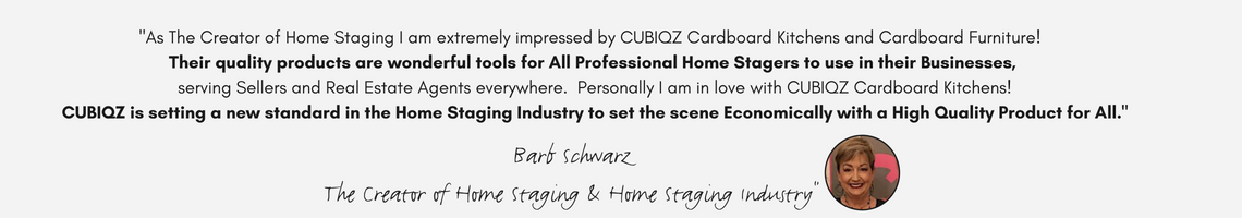 Barb Schwarz; The Creator of Home Staging about CUBIQZ