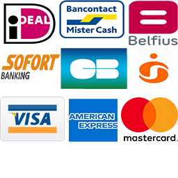 Cubiqz Zahlungsmethoden