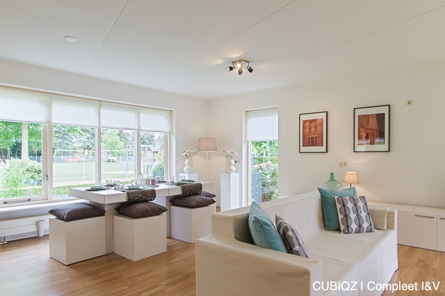 33. Home Staging mit CUBIQZ Pappmöbeln