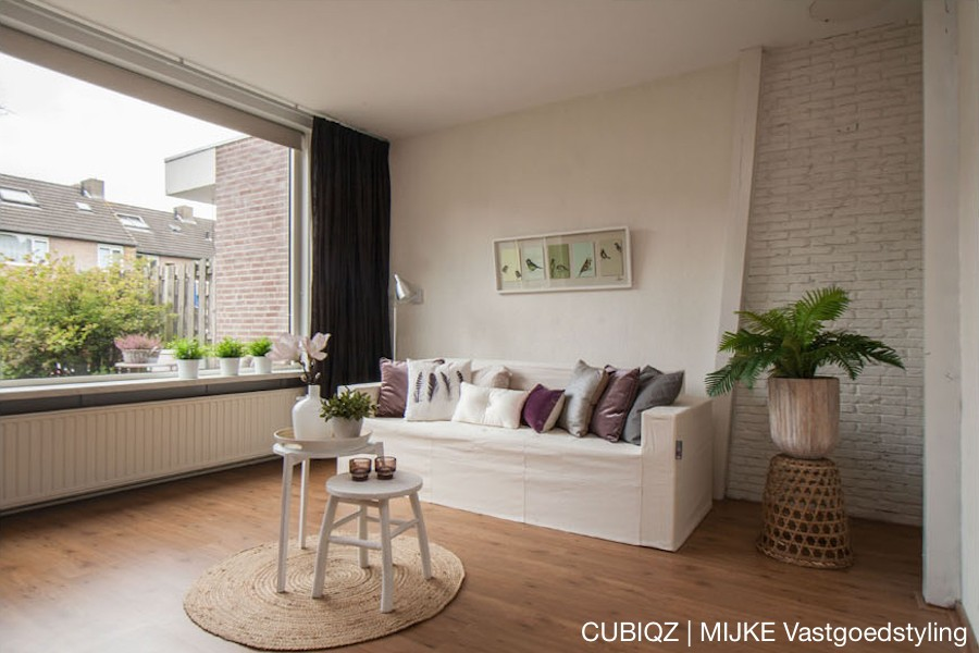 31. Home Staging mit CUBIQZ Pappmöbeln