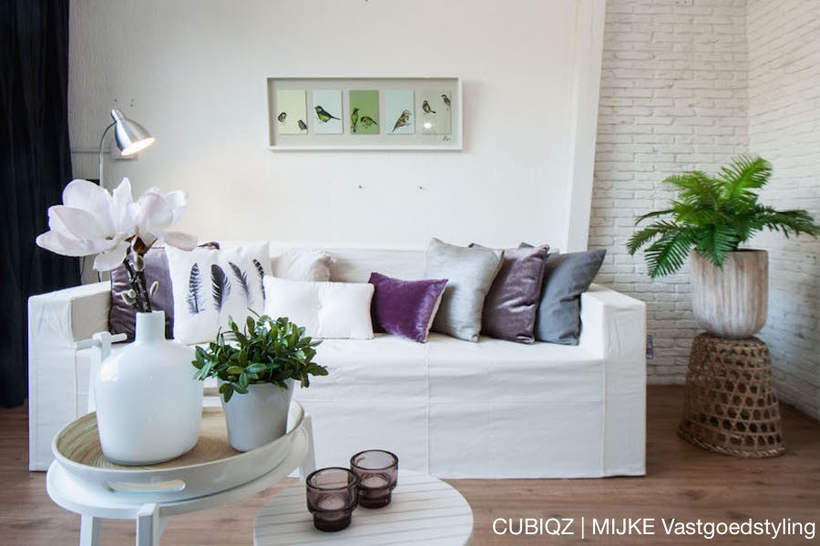 29. Home Staging mit CUBIQZ Pappmöbeln