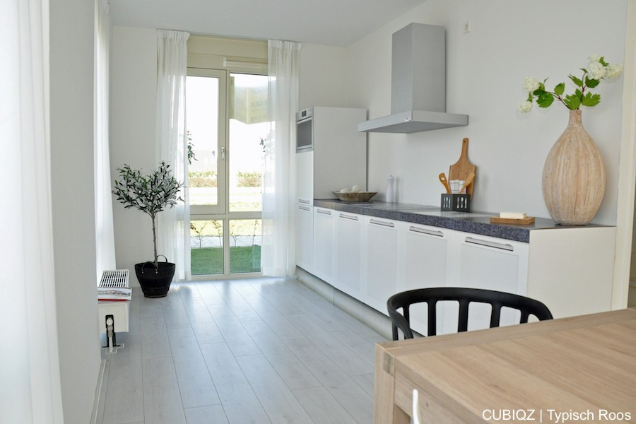 Home Staging mit CUBIQZ Pappküche 10