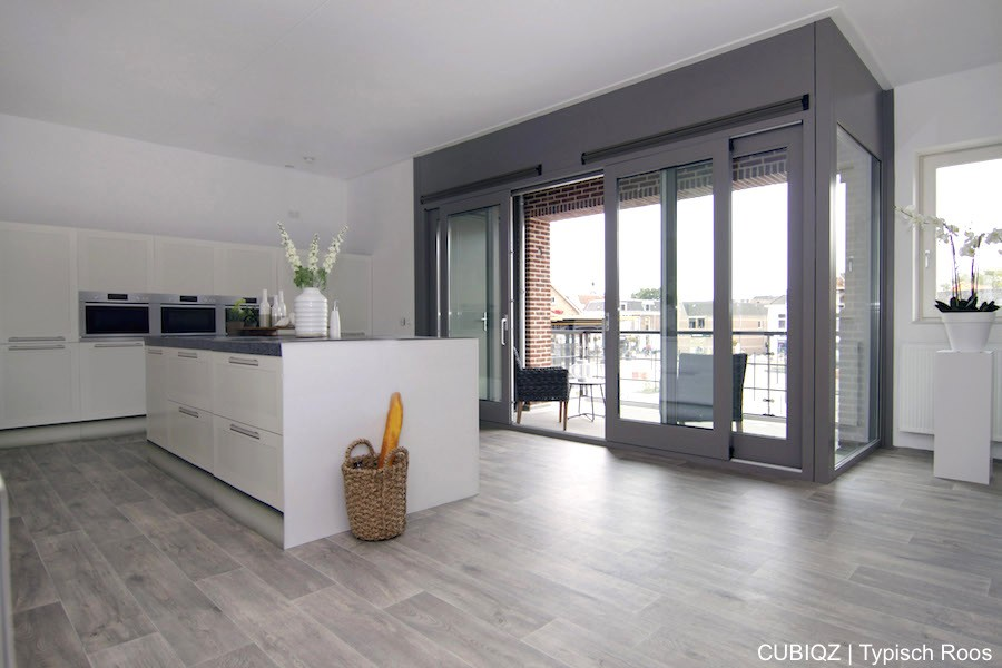 Home Staging mit CUBIQZ Pappküche 5